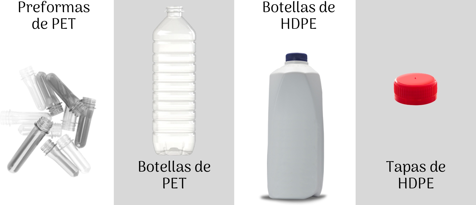 Productos PET del Yauco