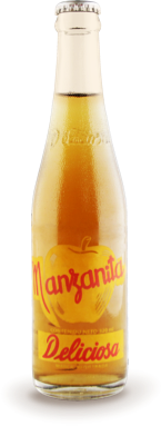 Manzanita retornable 325 ml