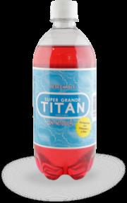 Titan Fresa no retornable 600 ml