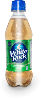 White Rock Ginger Ale no retornable 600 ml