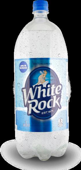 White Rock Agua Mineral no retornable 2l