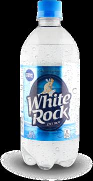 White Rock Agua Mineral no retornable 600 ml