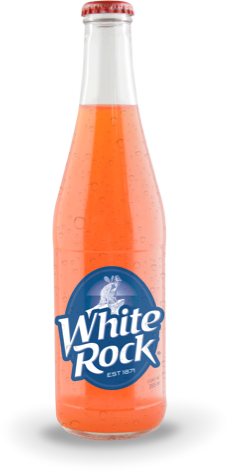 White Rock Naranja retornable 325 ml