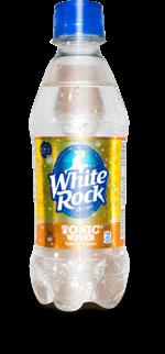 White Rock Agua Quina no retornable 600 ml